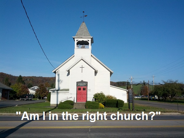 Things to Pay Attention to When Looking for The Right Church